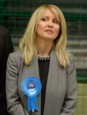 Esther McVey Resigns - Eat well on Universal Credit