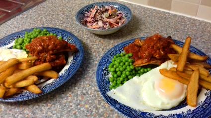 BBQ Style Marinated Pork Ribs