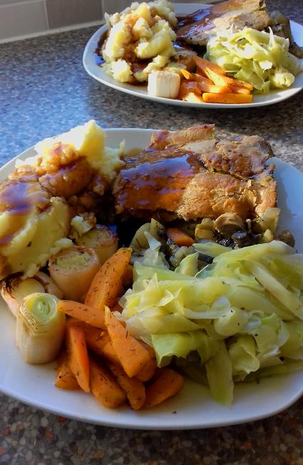 Chicken Leek and Mushroom Pie recipe