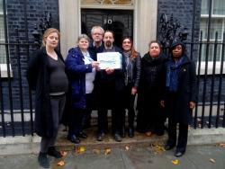 10 Downing Street Visit