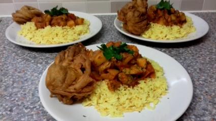 Pork Loin Curry