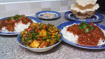 Saag Aloo recipe