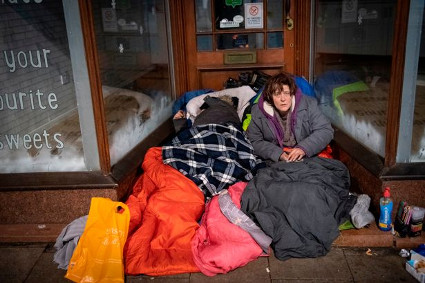Homeless - Trapped - Homeless again - This can't be right?