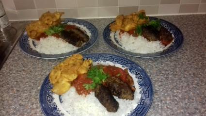 Beef Korfa recipe