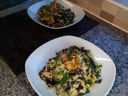 Wild Mushroom Risotto recipe