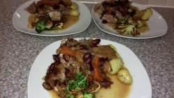 Chilli Pork Hock Casserole recipe