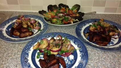 Toyug kebabs (Azeri sour Chicken skewers) recipe