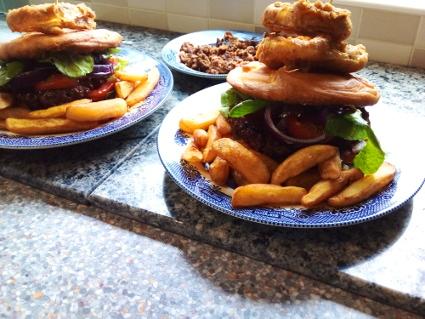 Asian Umami Burger